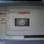 Kernel Panic OS X