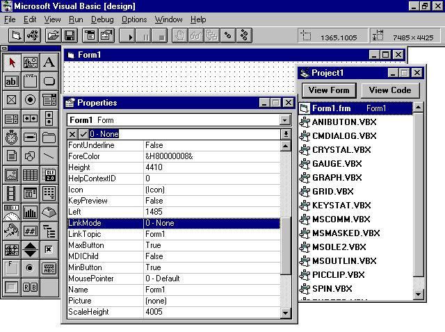 Visual Basic 3